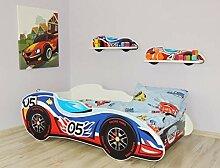 Alcube Kinderbett Auto-Bett Formel 1 - No. 05 160