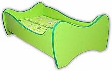 Alcube   Kinderbett Green Swing   140 x 70 cm  