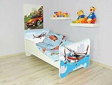 Alcube   Kinderbett Wolkenflitzer   160 x 80 cm  