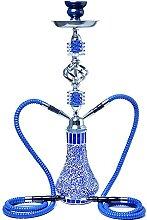 Alear- Glas Shisha Set, Schöne Große Shisha,