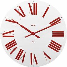Alessi Firenze Uhr Weiß/Rot