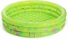 Alextry I Aufblasbare Kinder Schwimmbecken rund