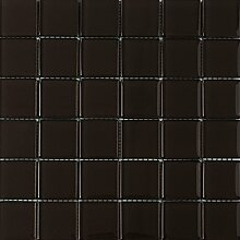 ALFA-CER Mozaik, Glas, Braun Pastell, 29.8 x 29.8