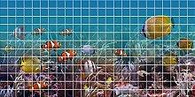 ALFA-CER Mozaik, Glas, Bunt 59.8 x 119.8 cm