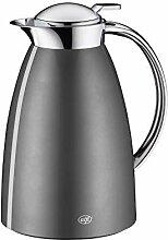 alfi Gusto Thermoskanne, Space Grey, 0,65 Liter