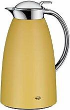 alfi Gusto Thermoskanne, Spicy Mustard, 1 Liter