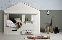 ALFRED & Compagnie Bett Hütte und weißen