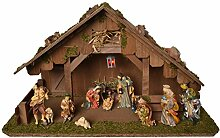 Alfred Kolbe Krippen 1315/12 Weihnachtskrippe aus