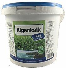 Algenkalk 6kg Buchsbaumretter - Zulässig für den