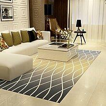 Ali Einfaches modernes Wohnzimmer Sofa mit Kaffee Matratzen Bettboden voller Boden mit Nachttisch Teppich ( Farbe : #3 , größe : 140*200cm )