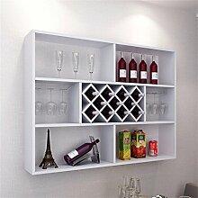 Ali@ Kühle Weiß Wand Wein Schrank Wand