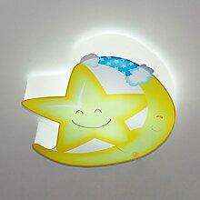 Ali Sterne Mond Cartoon-Lampen Kinder