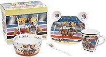 Alice's Collection - Kinder-Geschirr-Set,