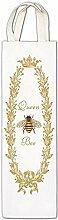 Alice's Cottage Queen Bee Weinregal, Weiß mit