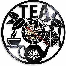 alicefen Teezeit Wanddekoration Teekanne Design