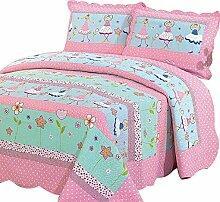 Alicemall Tagesdecke Baumwolle Bettüberwurf