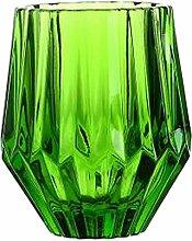 Alien Storehouse Altmodische geprägte Weinglas