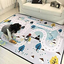 ALII Kinderteppich kinderzimmer Teppich