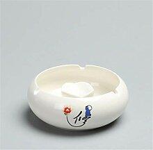 ALILEO Aschenbecher Keramik Kreative