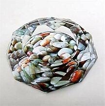 ALILEO Crystal Aschenbecher Crystal Handwerk