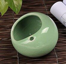 ALILEO Keramik Kreative Winddichte Aschenbecher
