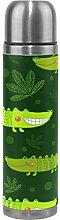 Alinlo, süßer grüner Gator Krokodil-Muster,