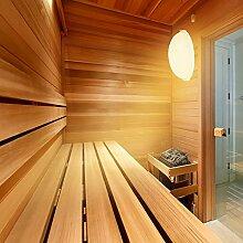 Alinory Feuchtigkeitsbeständige Saunabeleuchtung,