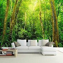Aliworte 3D Tapete Baum Landschaft Schlafzimmer