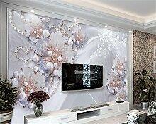Aliworte 3D Tapete Schlafzimmer Wohnzimmer Feine