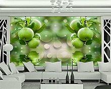 Aliworte 3D Tapete Schlafzimmer Wohnzimmer Grüne