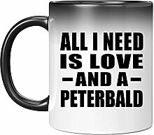 All I Need Is Love And A Peterbald - 11 Oz Color