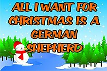 All I Want For Christmas ist ein Deutscher