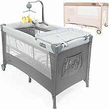 all Kids united Baby Reisebett Deluxe - Babycenter