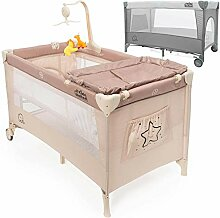 all Kids united Baby Reisebett Deluxe - Babycenter