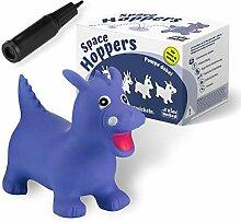 all Kids United Hüpftier Sprungpferd Drache -