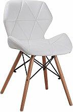 all4all Design Stuhl Esszimmerstuhl Bürostuhl