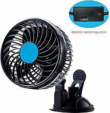 ALLCR Auto-Ventilator mit Saugnapf für Autos,