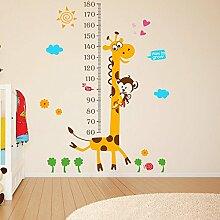 ALLDOLWEGE Cartoon Kinder Po Boa Höhenlehre