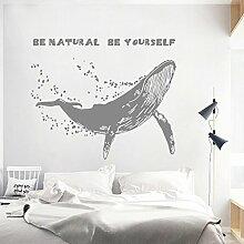 ALLDOLWEGE Wal Selbstklebende Tapete Wohnzimmer des Zimmer TV Hintergrund Wanddekoration Badezimmer Restaurant Büro Kinderzimmer Wand Aufkleber 159*63 cm