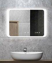 ALLDREI Badspiegel mit Beleuchtung Antibeschlag