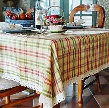 Alle Baumwoll-tischtuch,Tischtuch,Tischtuch-A 90x90cm(35x35inch)