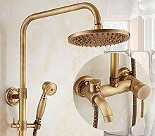 Alle Bronze Antik Dusche, europäischen Stil mit