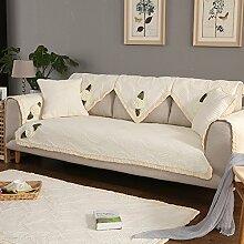 Alle Jahreszeiten Baumwolle Sofakissen/ einfaches Sofa Stoff Servietten-S 90x70cm(35x28inch)
