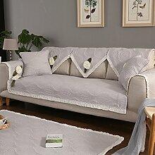 Alle Jahreszeiten Baumwolle Sofakissen/ einfaches Sofa Stoff Servietten-Q 90x90cm(35x35inch)