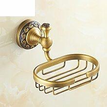 Alle Kupfer antiken Seife Netzwerk/SOAPnet/Soap-Netzwerk/Bad Seife Geschirrkörbe/Continental Retro Seifenkiste