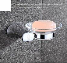 Alle kupfer-badezimmer glas seife teller Bad bad hardwarezubehör Regal