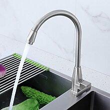 Alle Kupfer Einzige Kaltes Gemüse Waschbecken Waschbecken Waschtischbatterie Badezimmerhahn