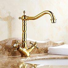 Alle Kupfer - Europäische Wasserhahn antiken