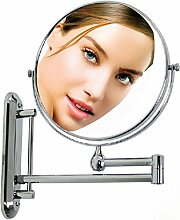 Alle Kupfer Teleskopspiegel/Spiegel/Wand montiert Badezimmerspiegel/Schönheits-Spiegel/Klappbare Spiegel-B