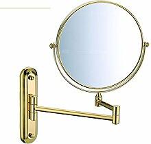 Alle Kupfer-Wandspiegel/Retractable Klappspiegel/Bad Beauty Spiegel/Spiegel-A